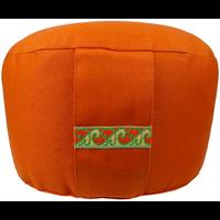 Zafu de Méditation Orange