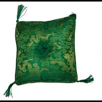 Coussin de Bol Chantant Vert