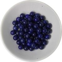 Perles Lapis Lazuli 6 mm - Sachet de 66 Perles