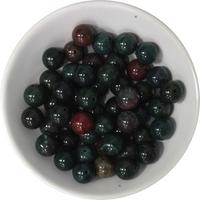 Perles Héliotrope 8 mm - Sachet de 50 Perles