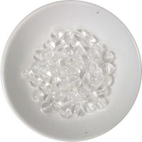 Perles Cristal de Roche 6 mm - Sachet de 66 Perles