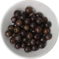 Perles Bronzite 8 mm - Sachet de 50 Perles