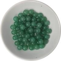 Perles Aventurine 6 mm - Sachet de 66 Perles