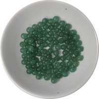 Perles Aventurine 4 mm - Sachet de 100 Perles