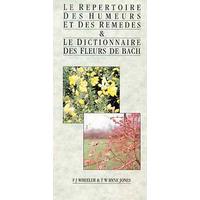 Le Répertoire des Humeurs de Fleurs de Bach - Wheeler & Hyne Jones