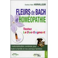 Fleurs de Bach et Homéopathie - Dr. Alain Horvilleur