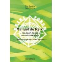 Manuel de Reiki I - Nita Mocanu