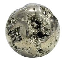 Sphère Pyrite - Entre 100 et 200 grammes