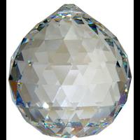 Boule de Cristal à Facettes - 2 cm