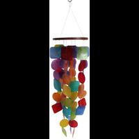Mobile Coquillages Arc-en-Ciel - 65 cm
