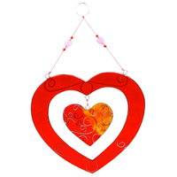 Attrape Soleil Double Coeur