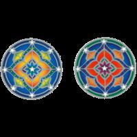 Attrape Soleil Mandala - Lot de 2