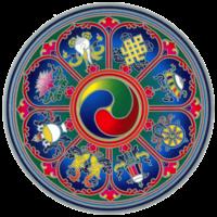 Attrape Soleil Mandala 5