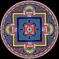 Attrape Soleil Mandala 6