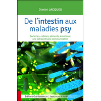 De l'Intestin aux Maladies Psy - Dimitri Jacques