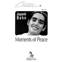 Instants de Paix VO - Jayanti Behn