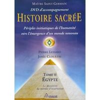 Histoire Sacrée T2 : DVD d'Accompagnement - Pierre Lessard & Josée Clouâtre