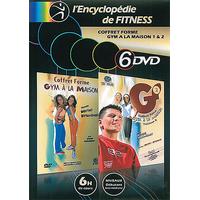 L'Encyclopédie de Fitness : Coffret 6 DVD - Stéphane Mignerat
