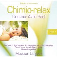 Chimio Relax - Logos et Docteur Alain Paul
