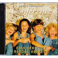 Eduquer Pour Rendre Heureux - Colette Portelance