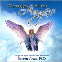Messages de Vos Anges - 2 CD - Doreen Virtue