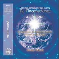 De l'Inconscience à l'Amour - 2 CD - Amlas-Marie