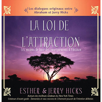 Loi de l'Attraction - 3 CD - Esther & Jerry Hicks