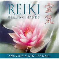 Reiki Healing Hands - Anuvida