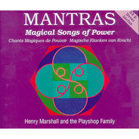 Mantras Magical Song of Power - Henry Marshall
