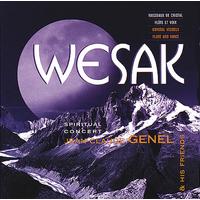 Wesak 2001 Spiritual Concert - Jean-Claude Genel