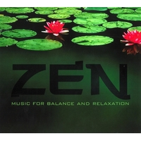 Zen Music For Balance and Relaxation - 2 CD