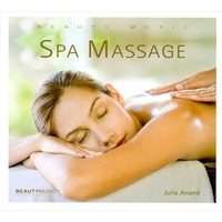 Spa Massage - Julia Anand