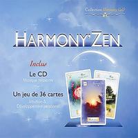 Harmony'Zen Avec Jeu 36 Cartes