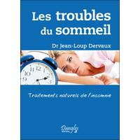 Les Troubles du Sommeil -  Dr. Jean-Loup Dervaux