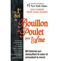 1er Bol de Bouillon de Poulet