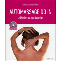 Automassage Do In - Livre + DVD - Jean-Louis Abrassart
