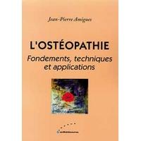 L'Ostéopathie - Jean-Pierre Amigues