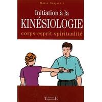Initiation à la kinésiologie - Marie Desjardins