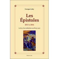 Les Epistoles - 2013 à 2016 - Georges Lahy
