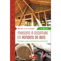 Maisons à Ossature en Rondins de Bois - Ben Law
