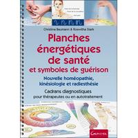 Planches Energétiques de Santé et Symboles de Guérison - Christina Baumann