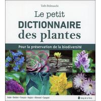 Le Petit Dictionnaire des Plantes - Taibi Belmaachi