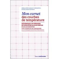 Mon Carnet des Courbes de Température -  Géraldine Dahan-Tarrasona