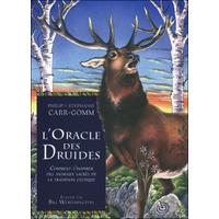 L'oracle des Druides - Philipp & Stéphanie Carr-Gomm