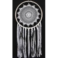 Dreamcatcher Crochet et Dentelle Alaska - 30 cm