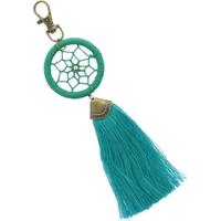 Porte Clés - Dreamcatcher - Pompon Vert