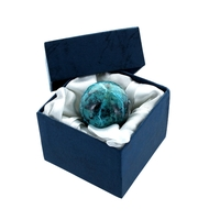 Sphère Chrysocolle - 2,5 à 4 cm