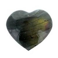 Coeur Labradorite - 5 cm