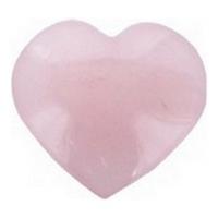 Coeur Quartz Rose - 5 cm