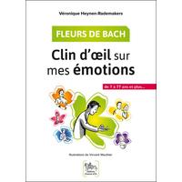 Fleurs de Bach - Clin d'oeil sur mes Emotions - Véronique Heynen-Rademakers